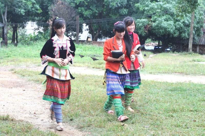 Ngôi làng H'Mông tuyệt đẹp giữa đại ngàn Tây Nguyên - ảnh 13