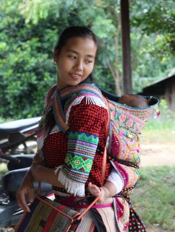 Ngôi làng H'Mông tuyệt đẹp giữa đại ngàn Tây Nguyên - ảnh 12