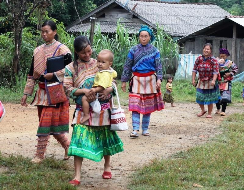 Ngôi làng H'Mông tuyệt đẹp giữa đại ngàn Tây Nguyên - ảnh 10