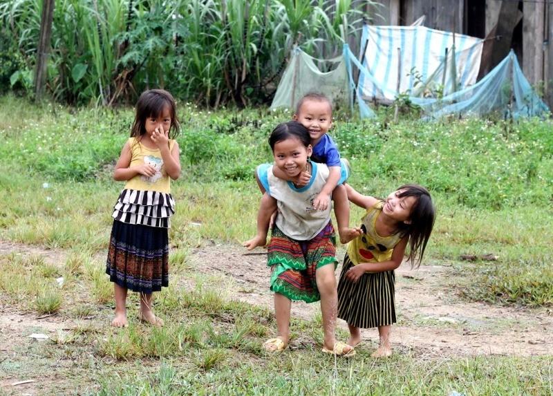 Ngôi làng H'Mông tuyệt đẹp giữa đại ngàn Tây Nguyên - ảnh 8