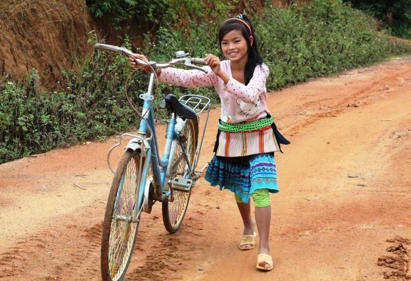 Ngôi làng H'Mông tuyệt đẹp giữa đại ngàn Tây Nguyên - ảnh 5