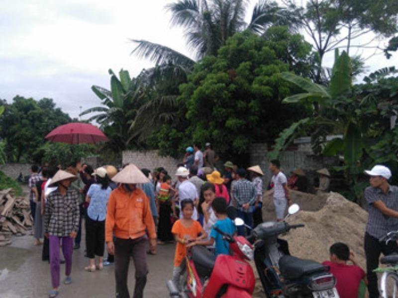 Tướng Hồ Sỹ Tiến về Quảng Ninh điều tra vụ thảm sát - ảnh 1
