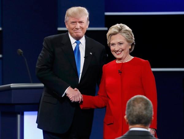 Sắc thái của Hillary và Trump xuyên suốt bầu cử Mỹ - ảnh 4