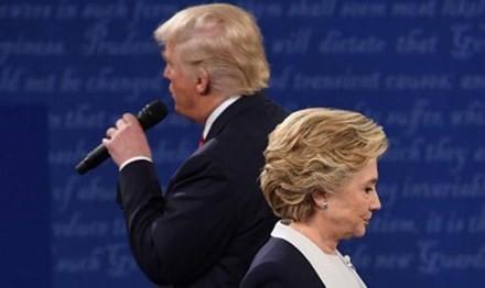 Sắc thái của Hillary và Trump xuyên suốt bầu cử Mỹ - ảnh 7