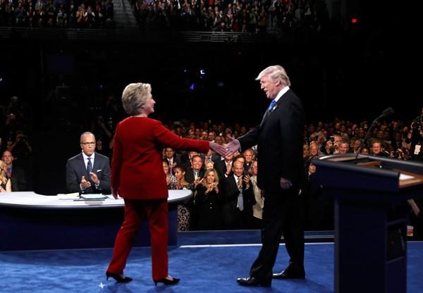 Sắc thái của Hillary và Trump xuyên suốt bầu cử Mỹ - ảnh 3