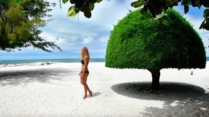 Cô gái du lịch quanh thế giới trong thời gian ngắn nhất - ảnh 17