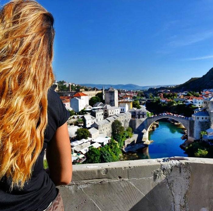 Cô gái du lịch quanh thế giới trong thời gian ngắn nhất - ảnh 18
