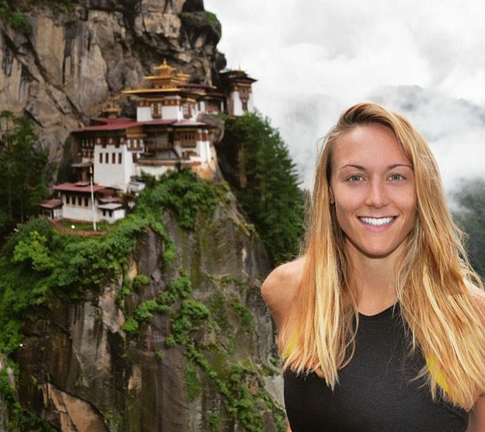 Cô gái du lịch quanh thế giới trong thời gian ngắn nhất - ảnh 5