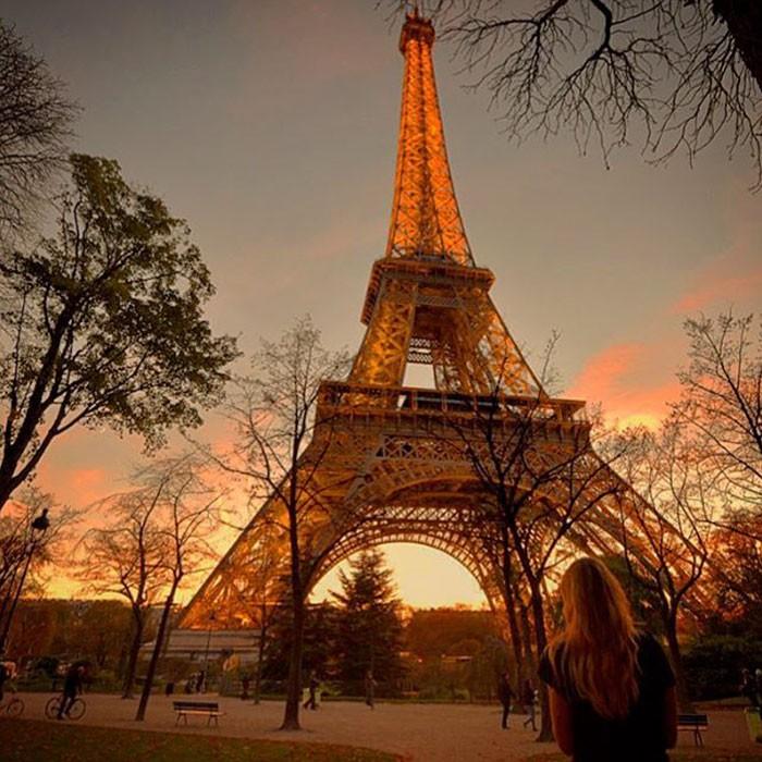 Cô gái du lịch quanh thế giới trong thời gian ngắn nhất - ảnh 8