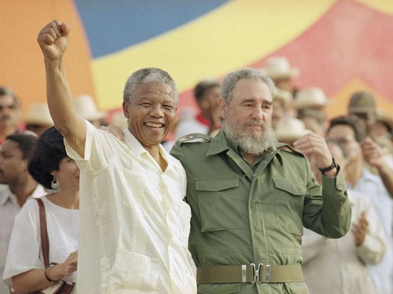 Chùm ảnh về cuộc đời và sự nghiệp lãnh tụ Fidel Castro  - ảnh 14