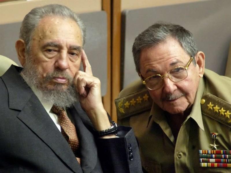 Chùm ảnh về cuộc đời và sự nghiệp lãnh tụ Fidel Castro  - ảnh 16