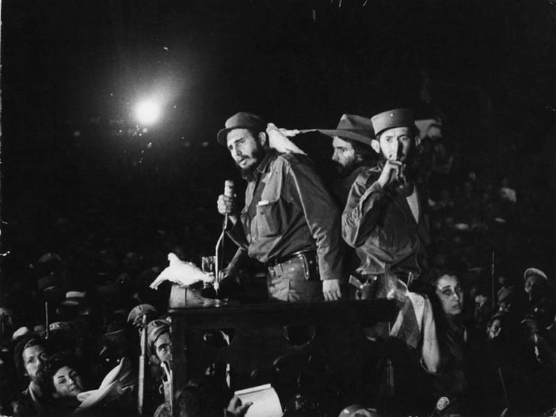 Chùm ảnh về cuộc đời và sự nghiệp lãnh tụ Fidel Castro  - ảnh 7