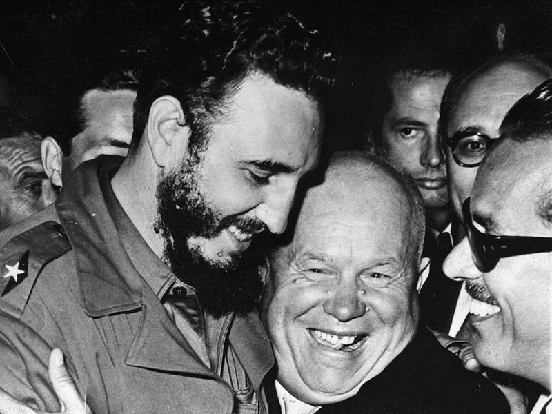 Chùm ảnh về cuộc đời và sự nghiệp lãnh tụ Fidel Castro  - ảnh 8