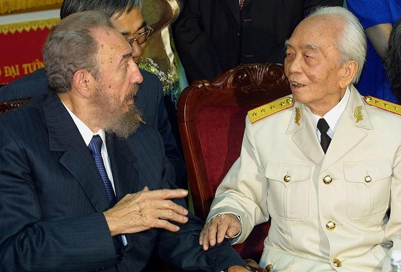 Chùm ảnh về cuộc đời và sự nghiệp lãnh tụ Fidel Castro  - ảnh 18
