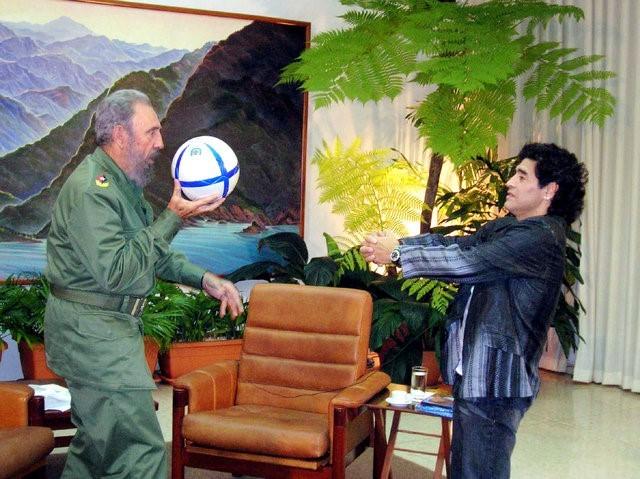 Chùm ảnh về cuộc đời và sự nghiệp lãnh tụ Fidel Castro  - ảnh 15