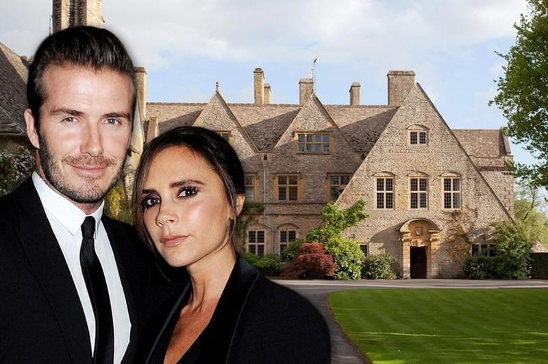 'Soi' biệt thự 33 triệu USD của vợ chồng nhà Beckham - ảnh 1