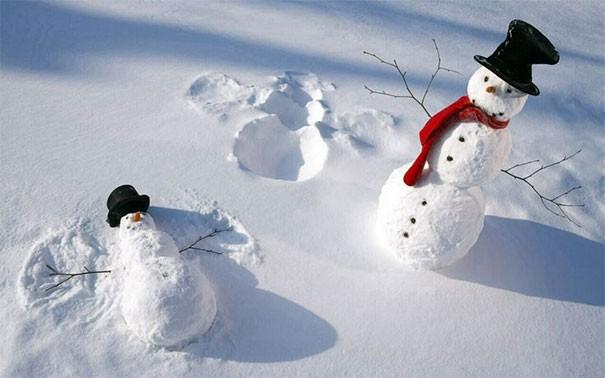 Những người tuyết kinh dị nhất thế giới - ảnh 3