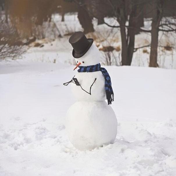 Những người tuyết kinh dị nhất thế giới - ảnh 12
