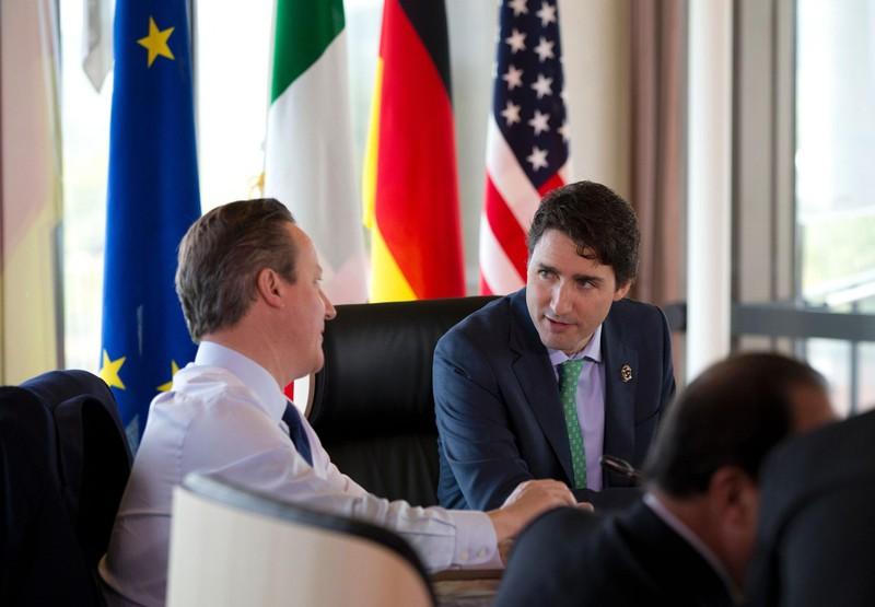 Nụ cười ấm áp và vẻ lịch lãm của Thủ tướng Canada  - ảnh 6