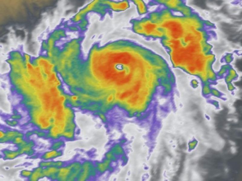 Thêm siêu bão lăm le đe dọa Mỹ  - ảnh 1