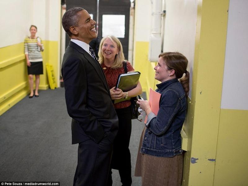 Cựu trợ lý ông Obama kể chuyện hậu trường Nhà Trắng - ảnh 1