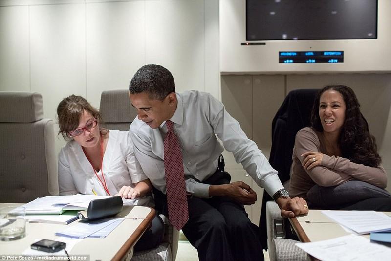 Cựu trợ lý ông Obama kể chuyện hậu trường Nhà Trắng - ảnh 5