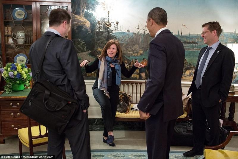 Cựu trợ lý ông Obama kể chuyện hậu trường Nhà Trắng - ảnh 2