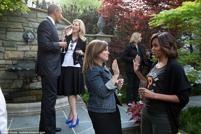 Cựu trợ lý ông Obama kể chuyện hậu trường Nhà Trắng - ảnh 4