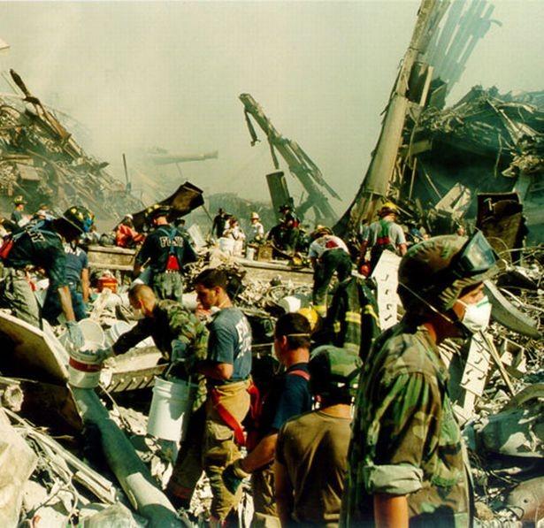 Ảnh hiếm vụ khủng bố kinh hoàng 11-9 - ảnh 9