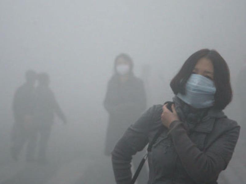 Người Trung Quốc giảm thọ 6 năm vì ô nhiễm - ảnh 1