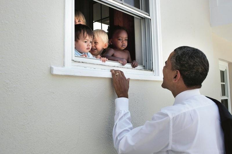 Ra mắt sách ảnh về cựu Tổng thống Obama - ảnh 7