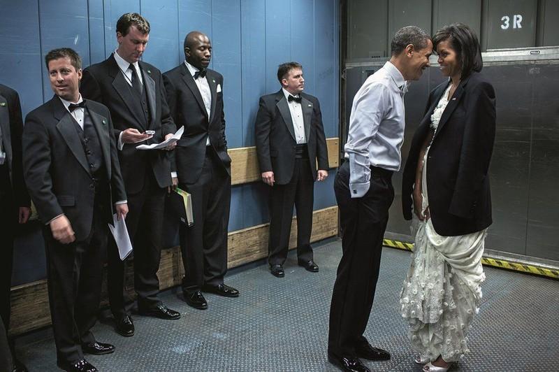Ra mắt sách ảnh về cựu Tổng thống Obama - ảnh 3