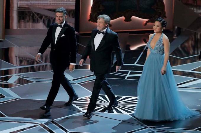 Phim viễn tưởng 18+ 'Shape of water' đại thắng Oscars - ảnh 3
