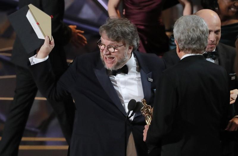 Phim viễn tưởng 18+ 'Shape of water' đại thắng Oscars - ảnh 6