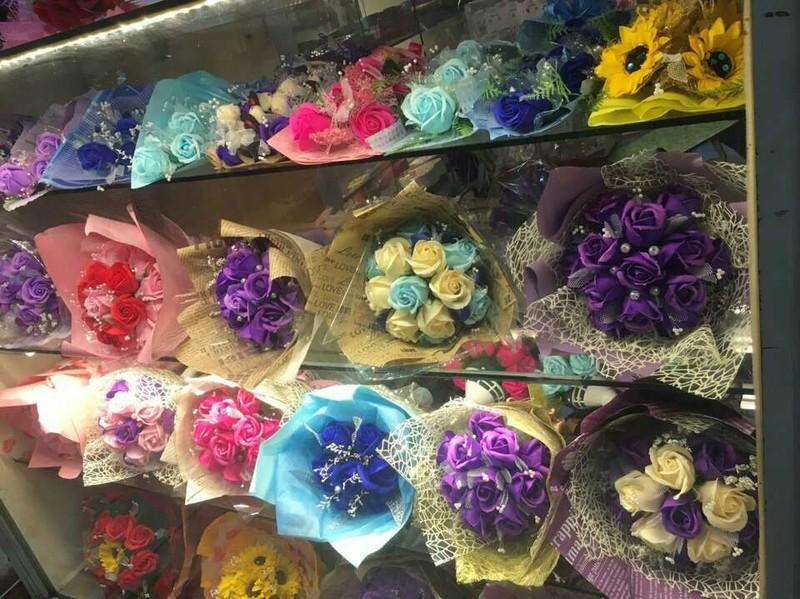Ngày Valentine: Hoa hồng 'bất tử' lên ngôi  - ảnh 4