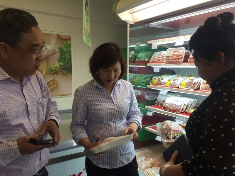 Thứ trưởng Kim Thoa: Cần nhân rộng Tự hào hàng Việt - ảnh 1
