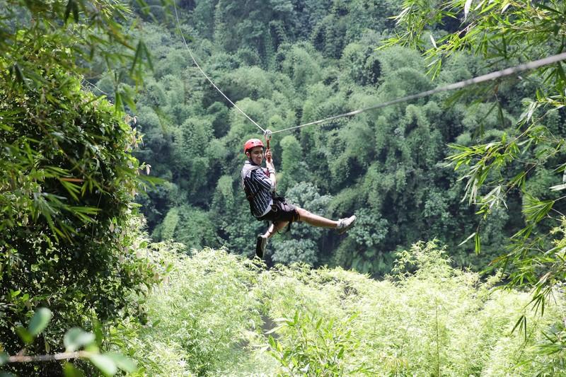 Thót tim, bay bổng... với thành phố rừng Madagui  - ảnh 5