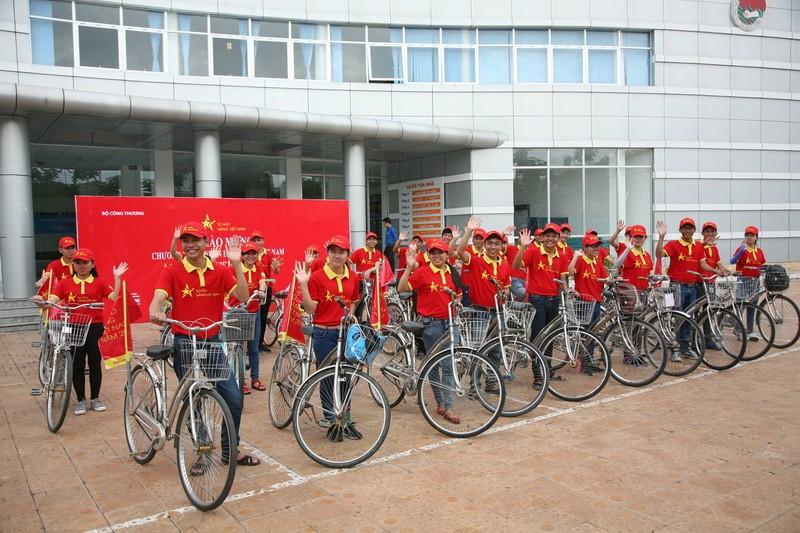 Đưa hàng Việt đến người lao động Cần Thơ - ảnh 1