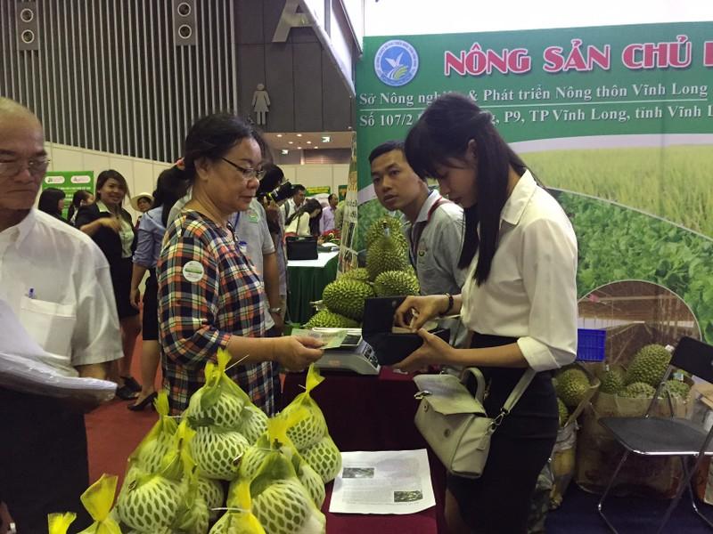 Hàng loạt đặc sản nổi tiếng hội tụ về hội chợ Sài Gòn  - ảnh 2