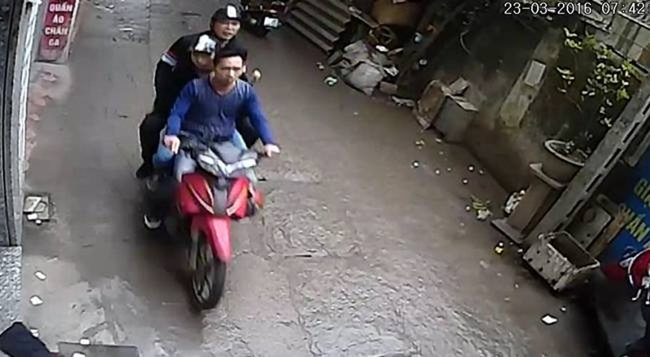 Lộ diện ba nghi phạm nghi đánh nhà báo Đỗ Doãn Hoàng - ảnh 1