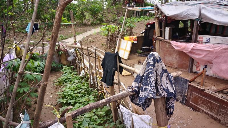 Túp lều 3 m2 của cụ bà 75 tuổi dưới chân cầu Long Biên - ảnh 12