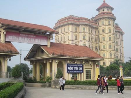Bộ Công an chính thức mua Trường ĐH Hà Hoa Tiên - ảnh 1