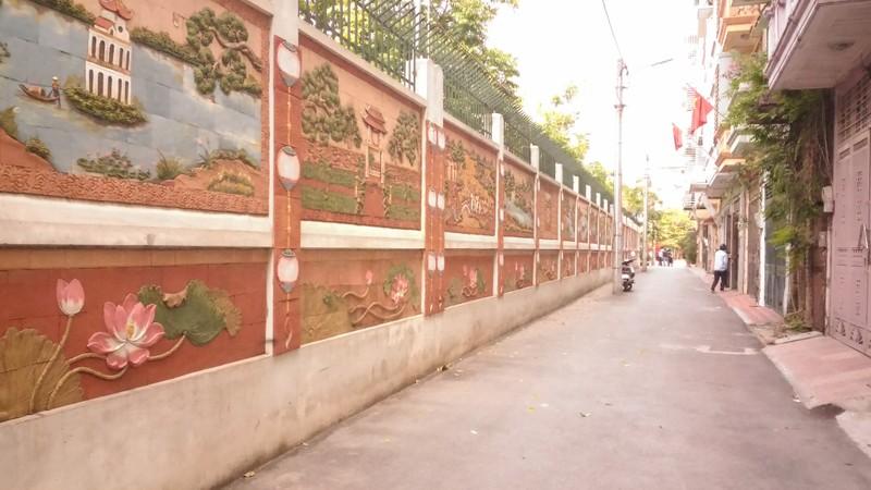 'Con đường gốm sứ' thứ hai tuyệt đẹp tại Hà Nội - ảnh 8