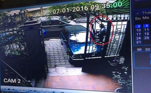 Chiều nay họp báo vụ trộm xe vàng gây chấn động Hà Nội - ảnh 1