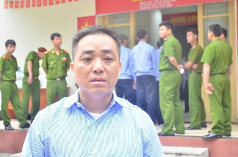 Chùm ảnh: Người bị tạm giam, tạm giữ đi bầu cử - ảnh 6