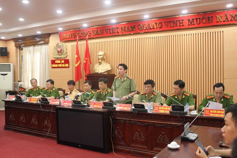 Công an TP Hà Nội: Kẻ trộm xe vàng 400 cây cực kỳ chuyên nghiệp  - ảnh 1