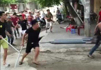Nghi can cầm đầu vụ truy sát kinh hoàng ở Phú Thọ ra đầu thú - ảnh 1