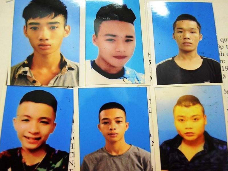 Nhóm cướp 9X gây kinh hãi cho người dân tại Hà Nội sa lưới - ảnh 1