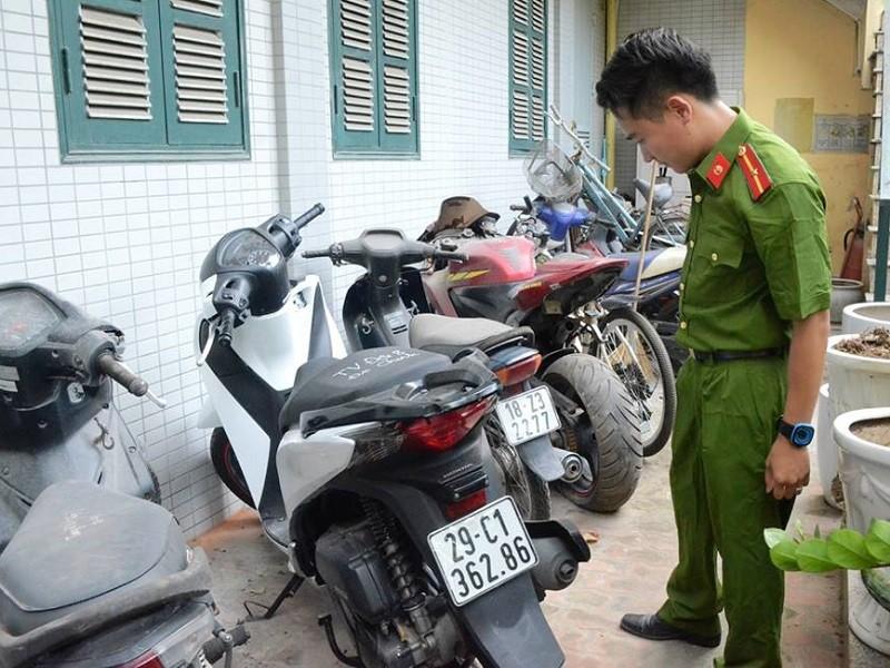Nhóm cướp 9X gây kinh hãi cho người dân tại Hà Nội sa lưới - ảnh 2