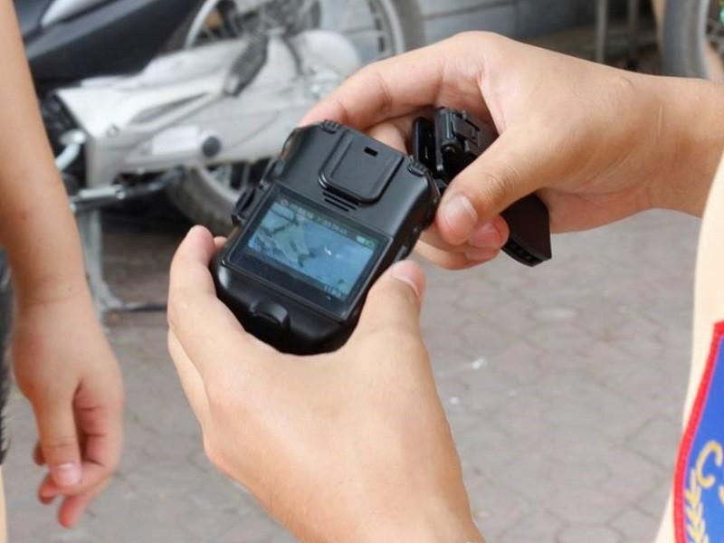 Cận cảnh camera giám sát vi phạm của lực lượng 141 Hà Nội - ảnh 5